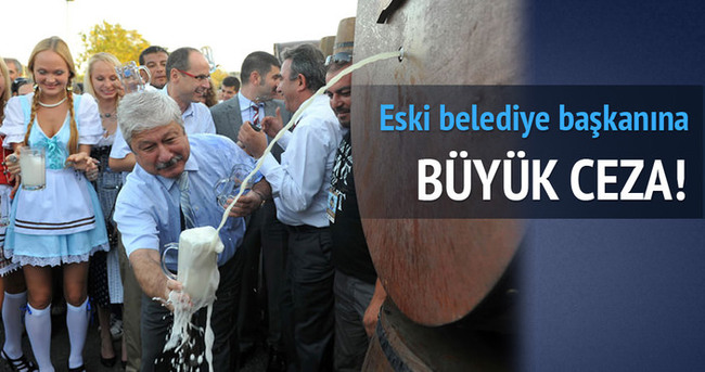 Mustafa Akaydın'a 10 milyon TL ceza!