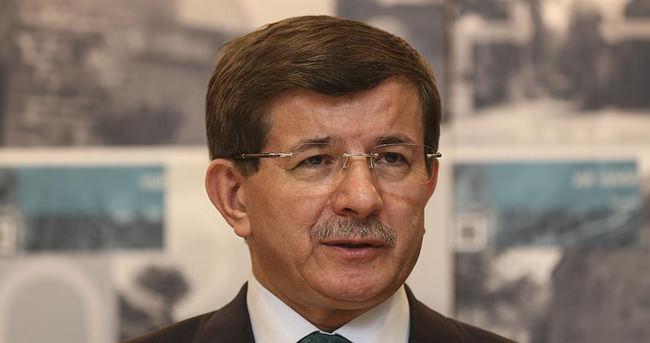 Davutoğlu: Bayram günü helalleşelim