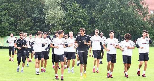 Beşiktaş, Almanya kampını tamamladı