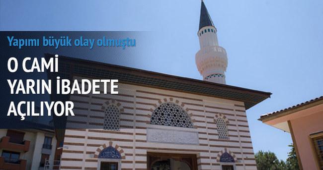 Koru Camisi yarın açılıyor