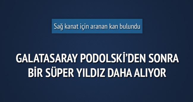 Galatasaray'da rota Farfan!