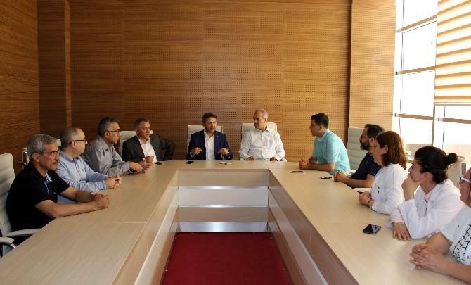 Sağlık Hizmetleri Planlama Toplantısı