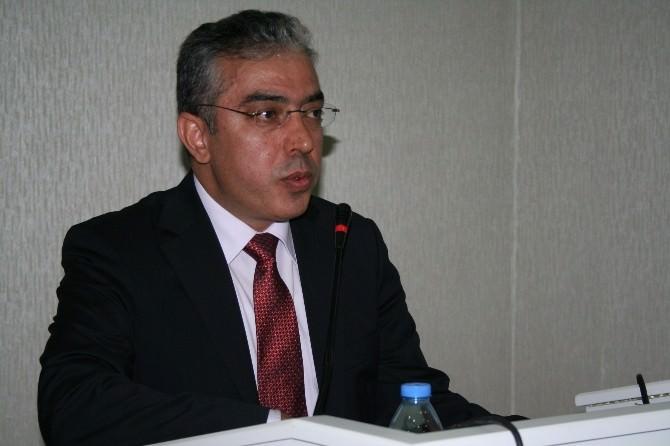AK Parti Kars Milletvekili Mehmet Uçum;