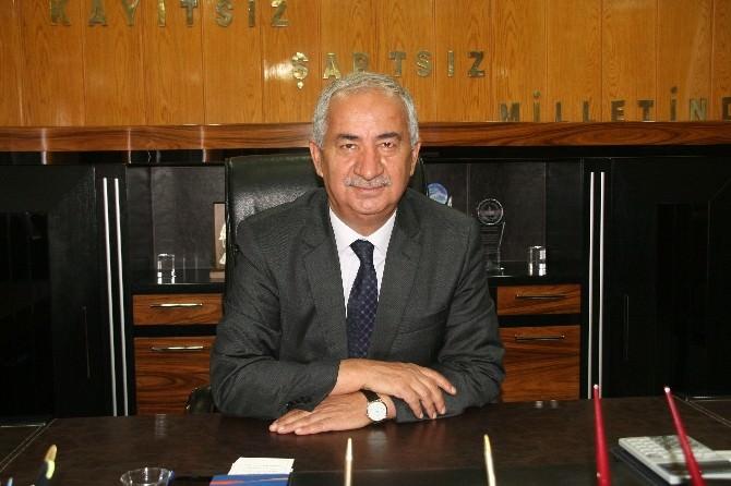 Akdağmadeni Belediye Başkanı Suphi Daştan :