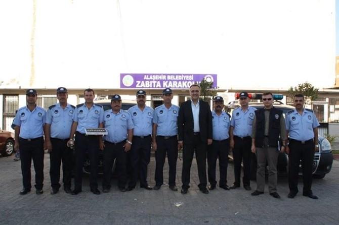 Alaşehir'de Dilencilere Geçit Yok