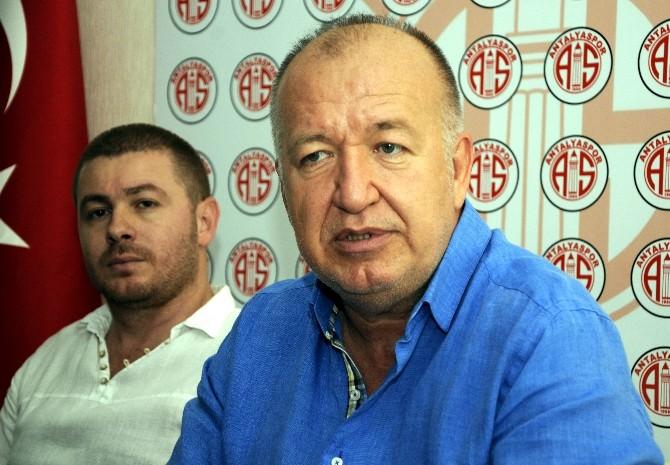 Antalyaspor Başkanı Gencer'den Transfer Açıklamaları