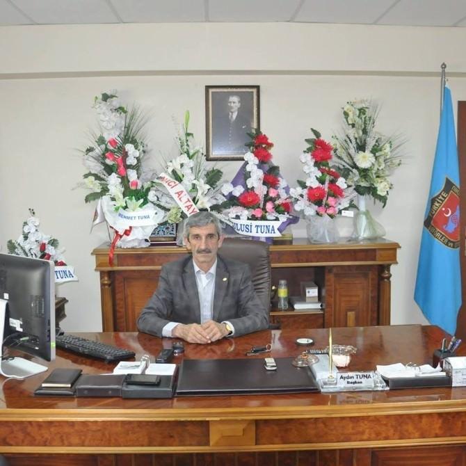 Şoförler Ve Otomobilciler Odası Başkanı Tuna'dan Bayram Mesajı