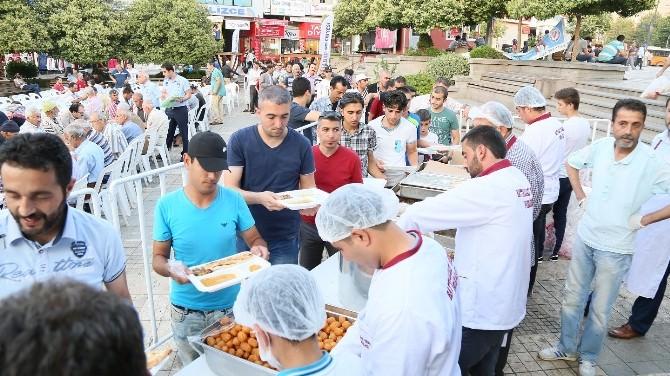 Ramazan Ayında Yaklaşık 60 Bin Kişiye İftar Yemeği Verildi