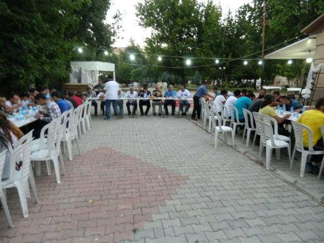 Doğanşehir Belediyespor'dan Son İftar