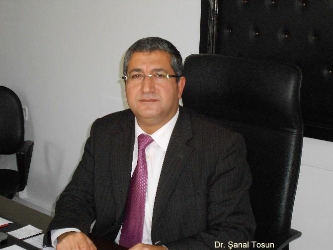 Tosun, Sağlık Bakanlığı Müşavirliği'ne Atandı