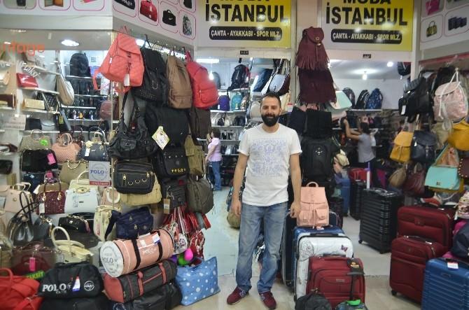 Bayram'da Tatile Gidecekler Çanta Satışlarını Arttırdı