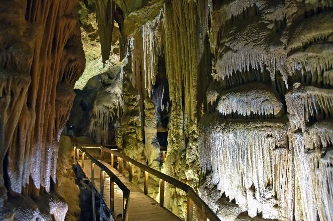Karaca Mağarası Bayramda Da Açık