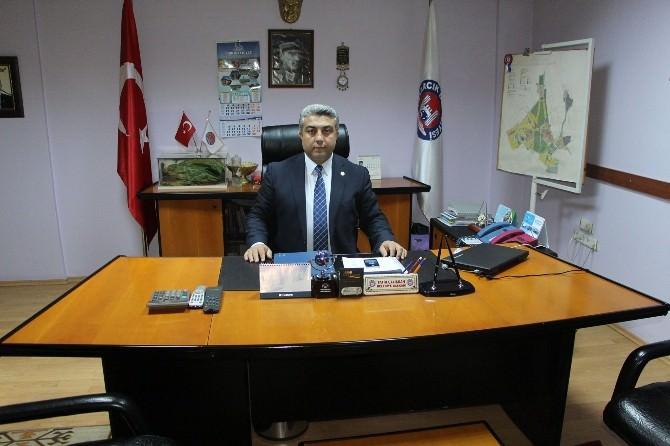 Hisarcık Belediye Başkanı Çalışkan'dan Ramazan Bayramı Mesajı