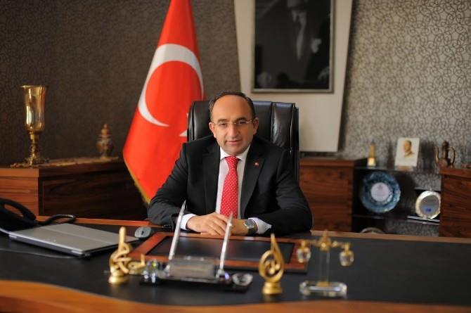 Başkan Üzülmez'den Ramazan Bayramı Mesajı