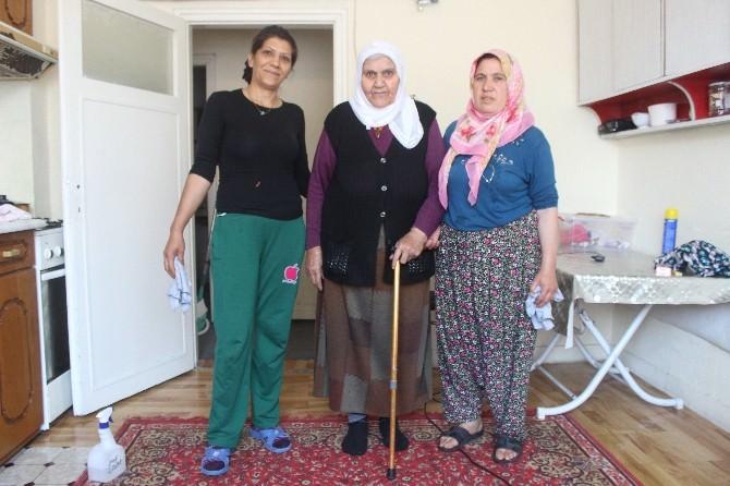 Kocasinan Kaymakamlığı Yaşlıların Yanında