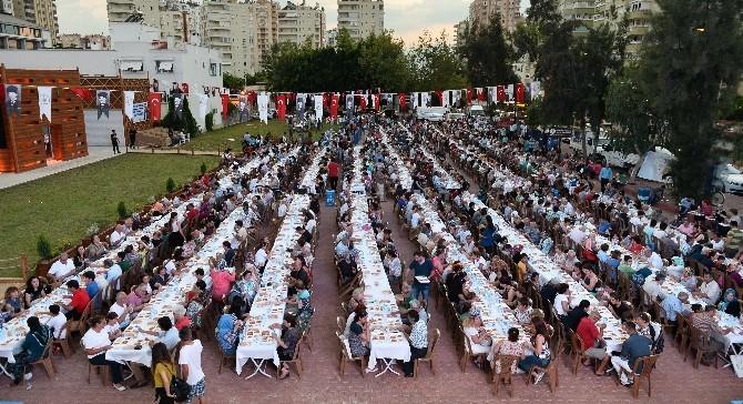 Muratpaşa'da Geleneksel Ramazan Eğlenceleri