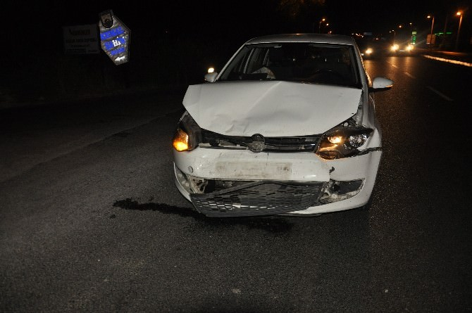 Dalaman Eski Belediye Başkanı Kazayı Ucuz Atlattı