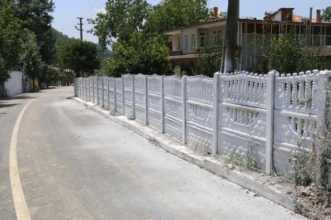 Serdivan Belediyesi Tarafından Aşağıdereköy Yenilendi