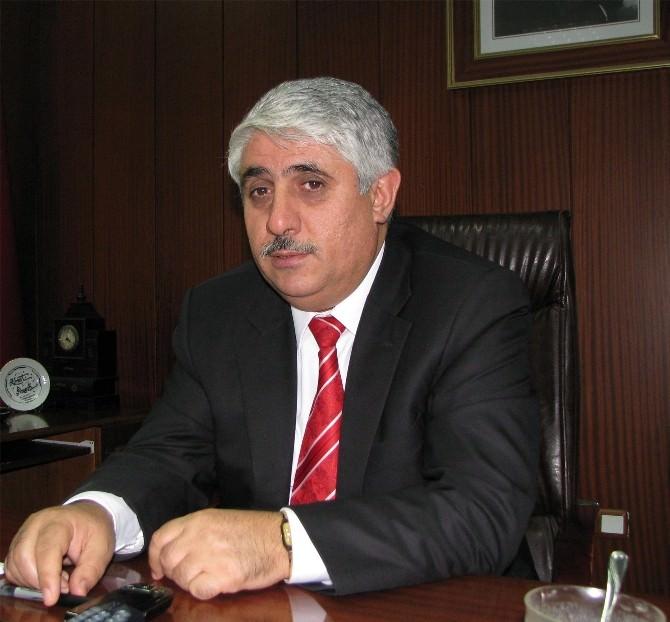 Sorgun Belediye Başkanı Ahmet Şimşek: