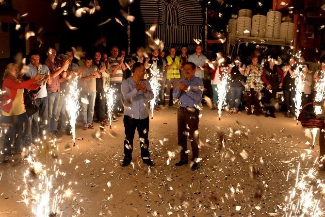 Son İftar Organizasyonunda Duygusal Kutlama