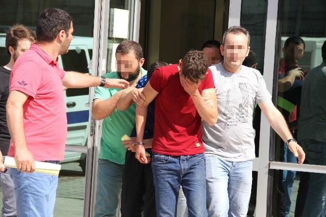 17 Bin 659 Adet Uyuşturucu Hap İle Yakalanan 5 Kişi Tutuklandı