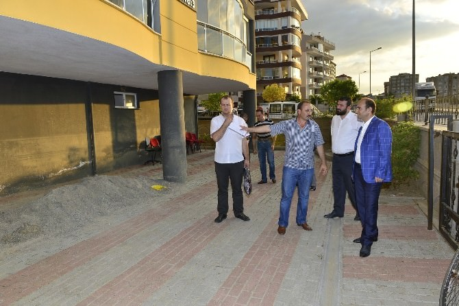 Yıldırım Belediyesi Sel Mağdurlarını Unutmadı