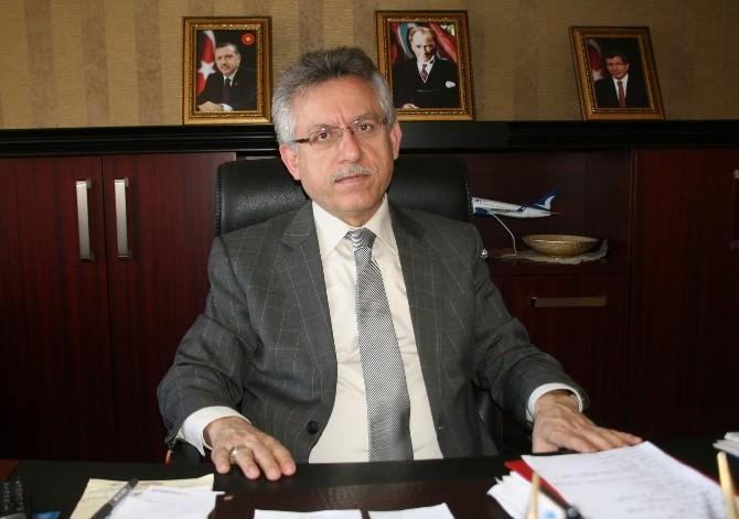 """Yozgat Belediye Başkanı Kazım Arslan """" Dini Bayramlarımız Müstesna Günlerimizdir"""""""