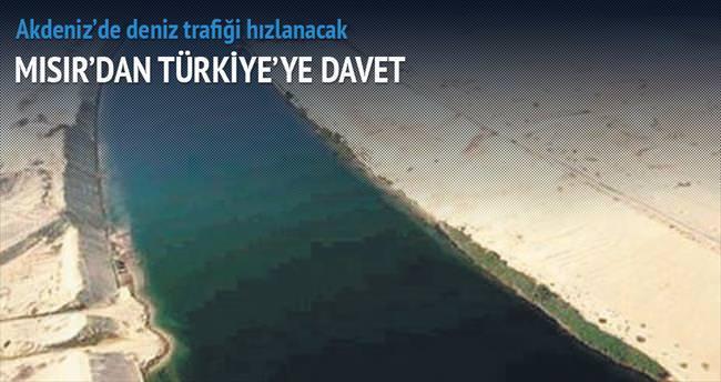 Mısır'dan Türkiye'ye açılış daveti
