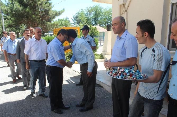 Beyşehir'de Bayramlaşma Programı