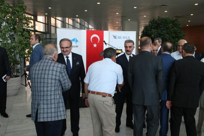 Bursa Valisinden Tatilcilere 'Trafik' Uyarısı