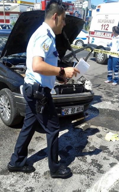 Otomobil İle Kamyon Çarpıştı: 2 Ölü, 2 Yaralı