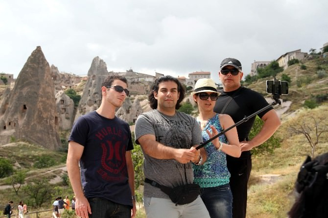 Kapadokya'da Bayramda Yüzde 80 Doluluk Oranına Ulaşıldı