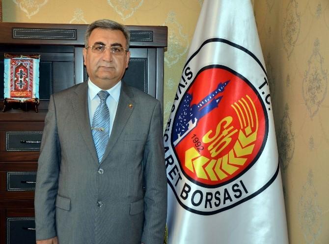 STB Başkanı Hastaoğlu'ndan Ramazan Bayramı Mesajı