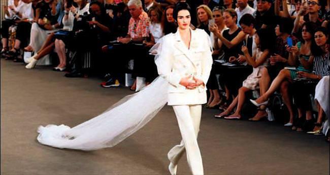 Paris'ten couture rüyalar