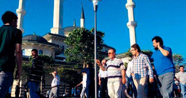Ankara'da bayram sevinci