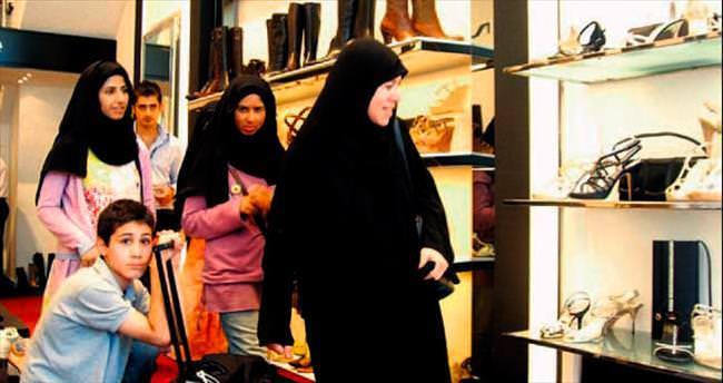 İran'da Türk mallarına büyük ilgi var