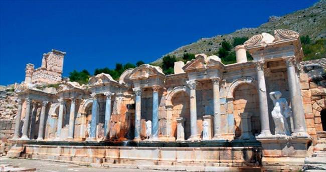 Sagalassos'ta tarih ayağa kaldırılıyor