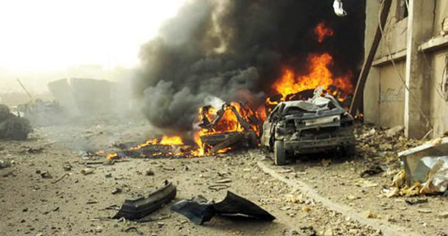 IŞİD'den şok katliam: 100 ölü!