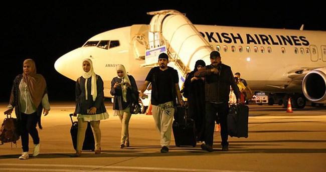 THY'nin Kuveyt-Bursa uçuşları başladı