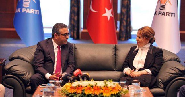 AK Parti'ye ilk ziyaret CHP'den