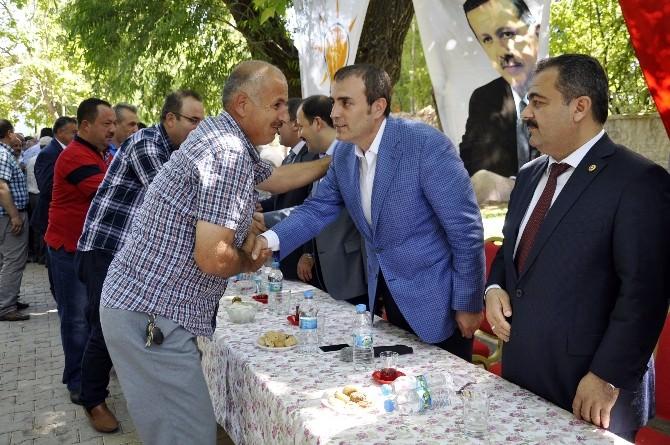 AK Parti'li Ünal Kahramanmaraş'ta