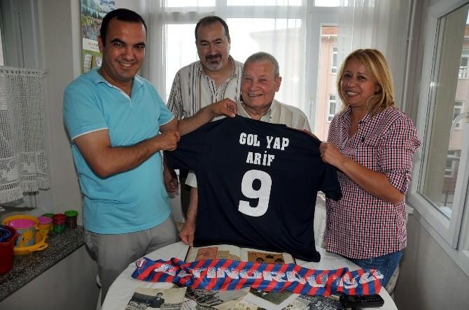 Altınordu'dan Gol Yap Arif'e Ziyaret