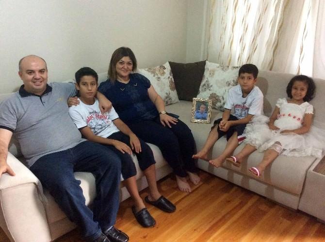 Yağmur Mobilya Şehit Ailesini Unutmadı