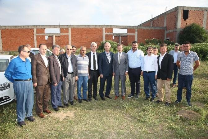 Yenişehir'e De Süt Ürünleri Tesisi Kuruluyor
