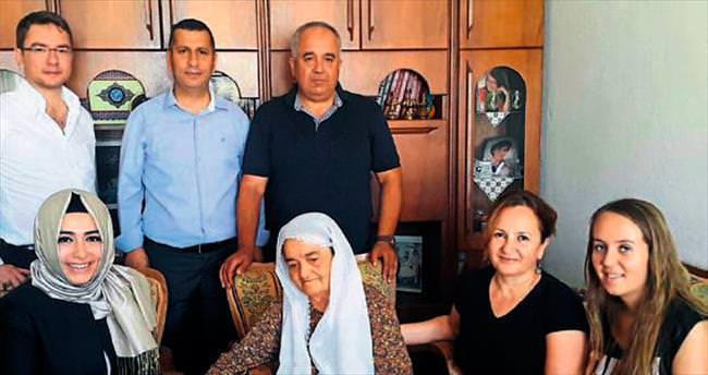 AK Parti'den anlamlı ziyaretler