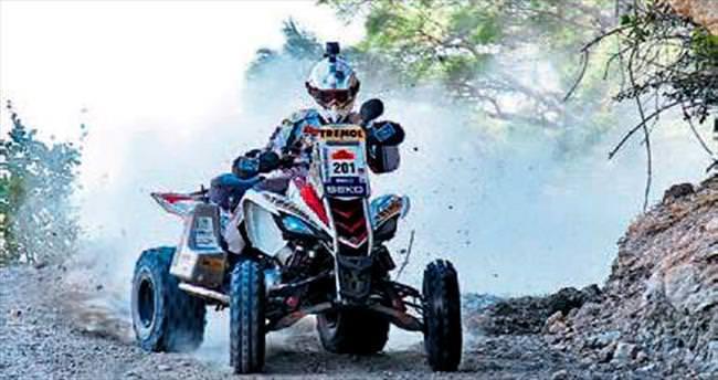 Antalya'da ATV heyecanı
