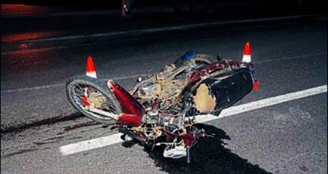 İki arkadaş kazada öldü