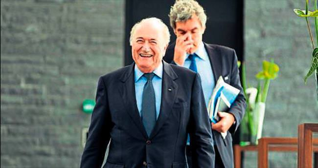 Sponsorlar el koydu Komite kur Blatter!