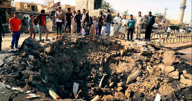 DAEŞ bayram dinlemedi: 120 ölü