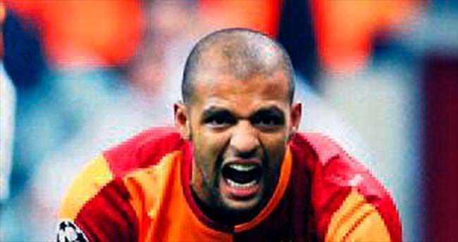 Son dakika: Melo Galatasaray'da!